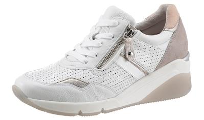 Gabor Keilsneaker »ATHEN«, mit Perforierung kaufen