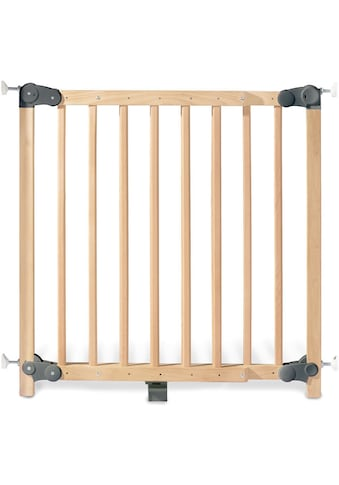 Pinolino® Türschutzgitter »Baby Lock Premium, klar lackiert«, aus Massivholz kaufen