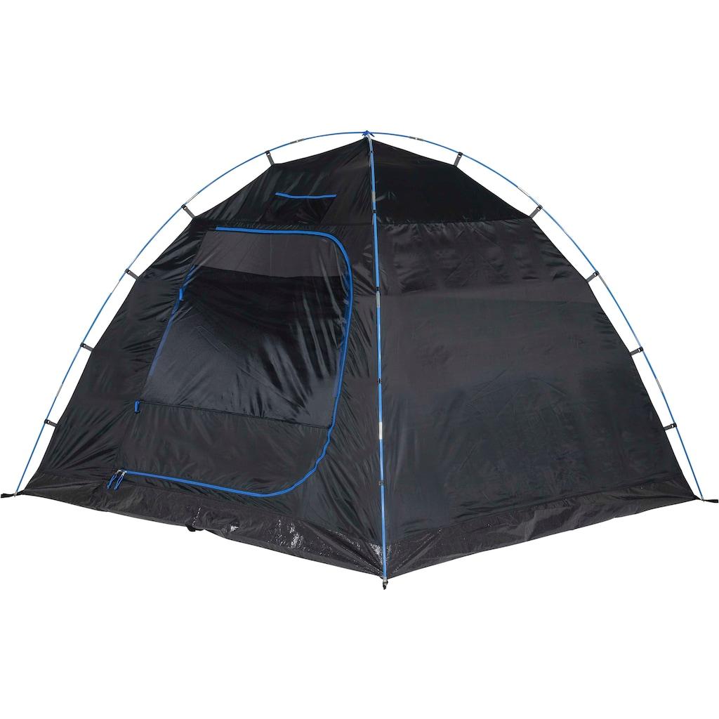 High Peak Kuppelzelt »Zelt Tessin 4.0«, 4 Personen, (mit Transporttasche)
