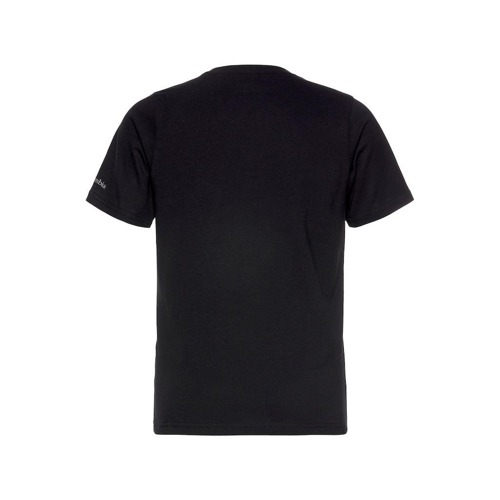 Columbia T-Shirt »HAPPY HILLS«