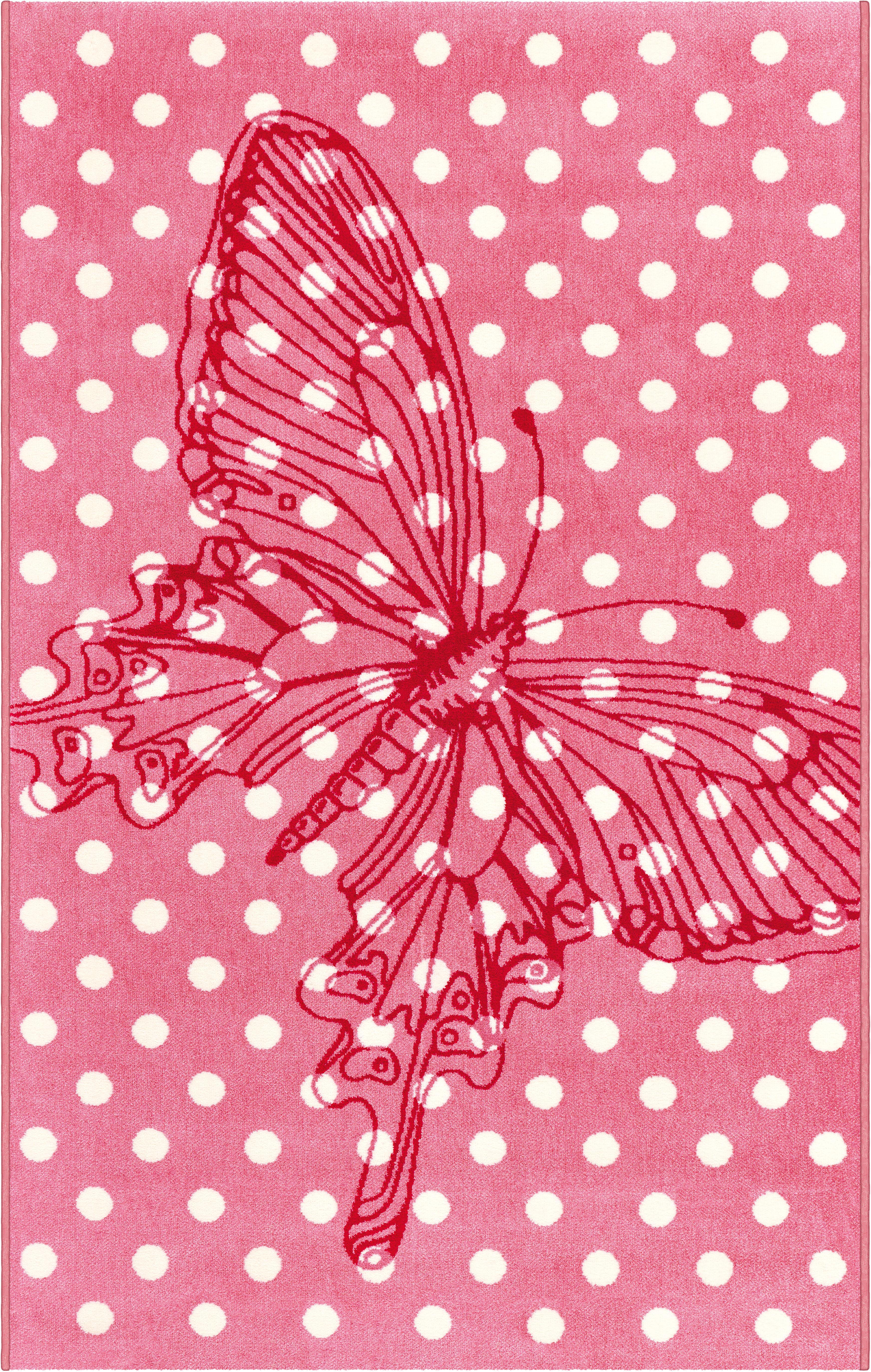 Kinderteppich Sun 4182 Arte Espina rechteckig Höhe 15 mm maschinell gewebt