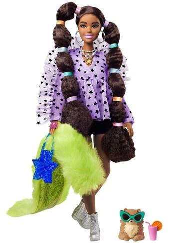 Barbie Anziehpuppe »EXTRA«, mit Zöpfen & Haargummis kaufen