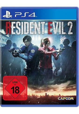 Capcom Spiel »RESIDENT EVIL 2«, PlayStation 4, Software Pyramide kaufen