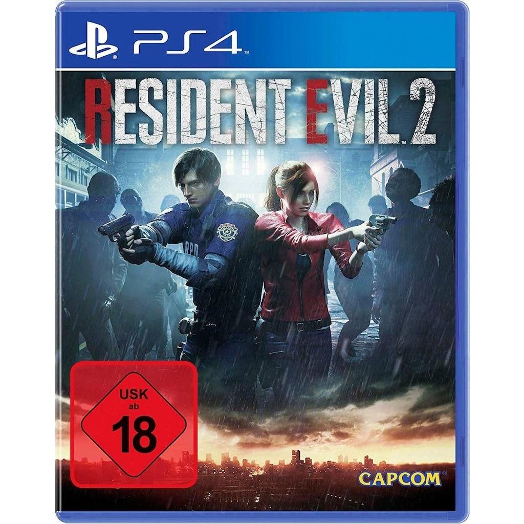 Capcom Spiel »RESIDENT EVIL 2«, PlayStation 4, Software Pyramide