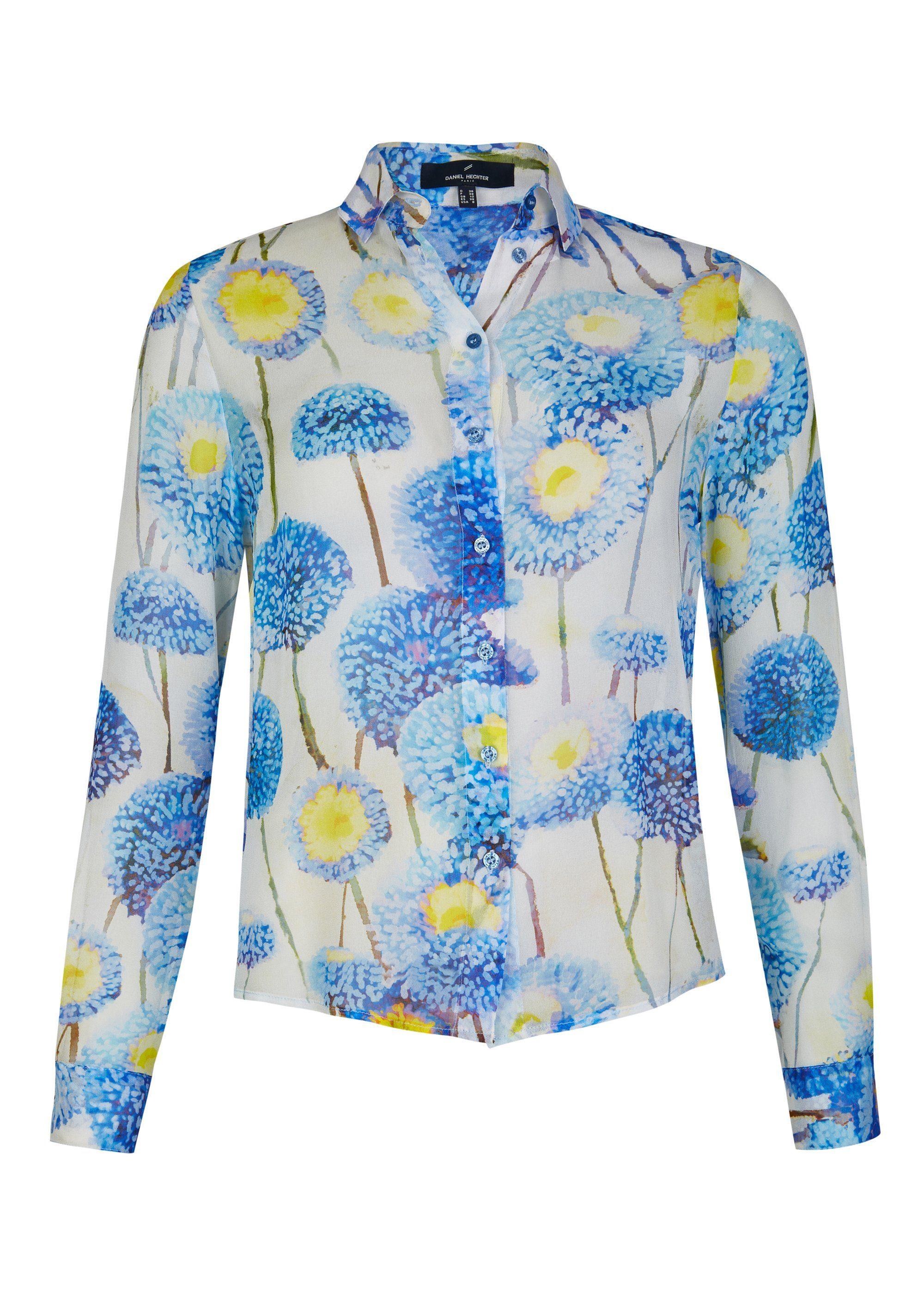 Daniel Hechter Modische Bluse mit floralem Druck
