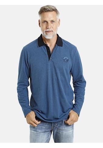 Jan Vanderstorm Langarm - Poloshirt »ARNAR« kaufen