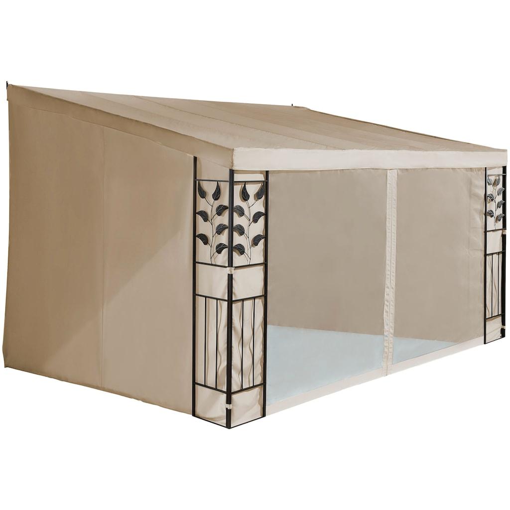 KONIFERA Anbaupavillon »Salina 2«, BxT: 400x300 cm