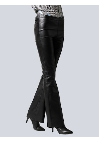 Alba Moda Lederhose, aus softem Lamm-Nappa kaufen