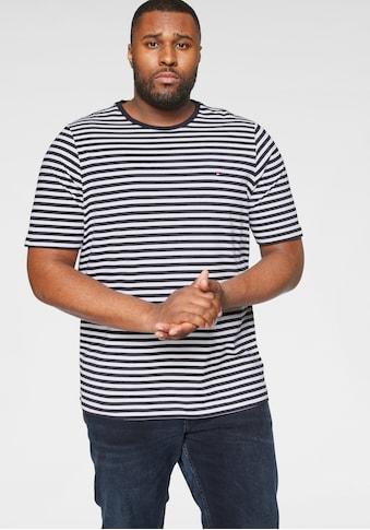 Tommy Hilfiger Big & Tall T - Shirt »BIG & TALL STRETCH TEE« kaufen