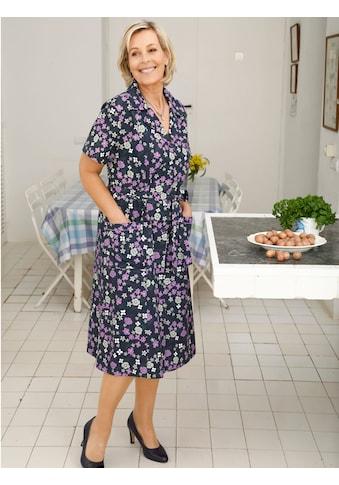 m. collection Kochschürze, mit Blumendruckdesign kaufen
