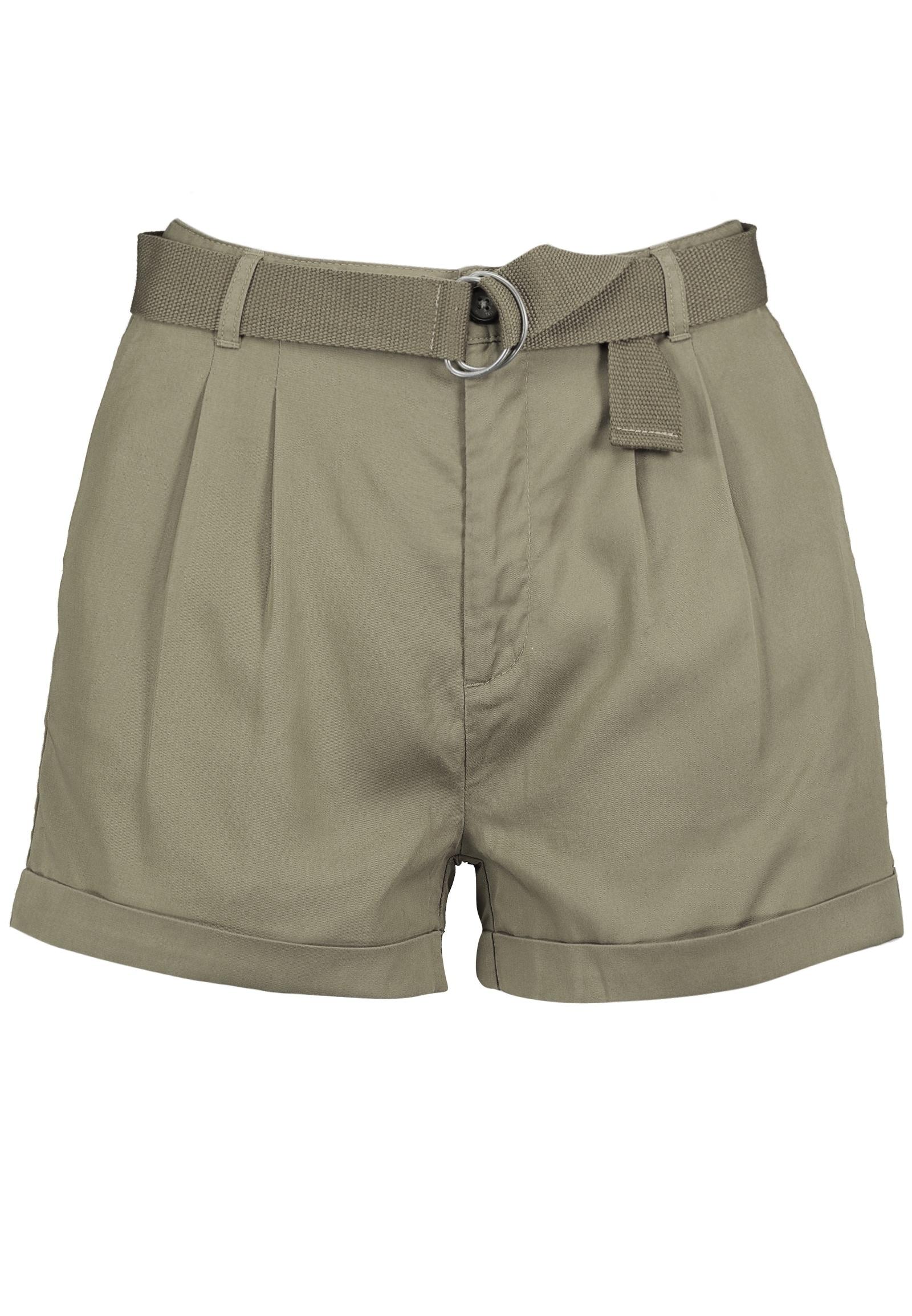Rock Angel Shorts, im Utility-Stil grün Damen Kurze Hosen