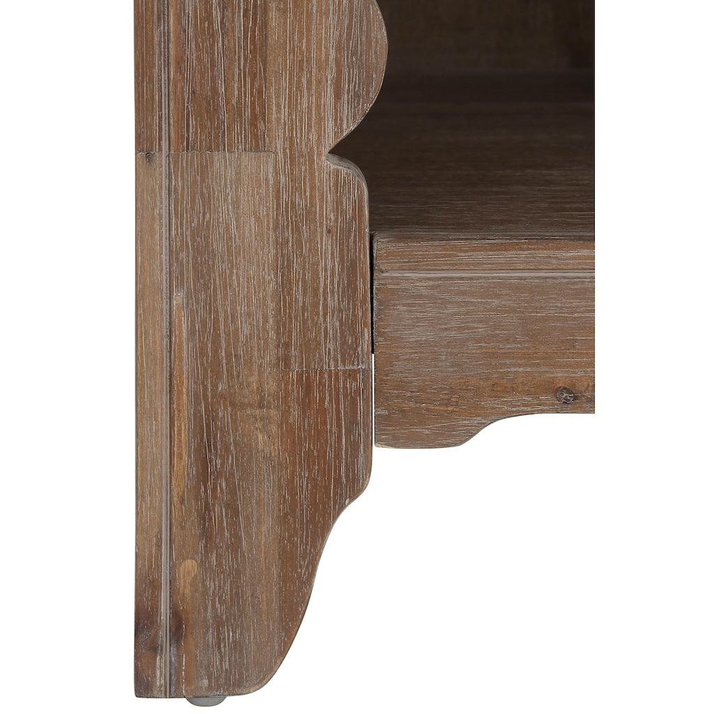 Home affaire Sideboard »Magnolia«, im rustikalem Flair, aus massivem Akazienholz