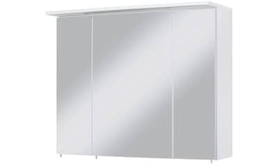Spiegelschrank »Flex«, Breite 80 cm, mit 3D-Spiegeleffekt kaufen