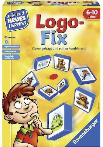 """Ravensburger Spiel, """"Logo - Fix"""" kaufen"""