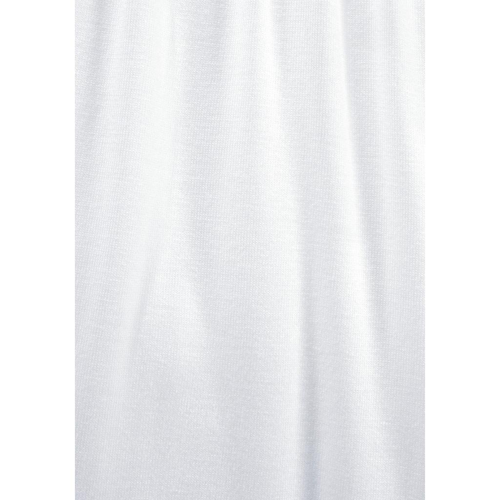 Arizona Carmenshirt, mit elastischen Säumen
