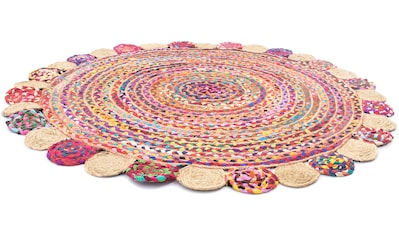morgenland Teppich »Sisalteppich Teppich Lerina«, rund, 6 mm Höhe kaufen