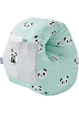 SEI Design Stillkissen »Panda-Mint« kaufen