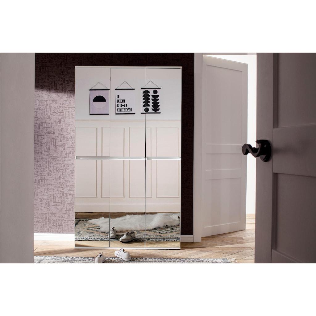 trendteam Garderoben-Set »Mirror«, (Set, 2 St.)