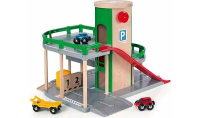 """BRIO® Spiel - Parkhaus """"Brio WORLD Parkhaus, Straßen & Schienen"""" kaufen"""