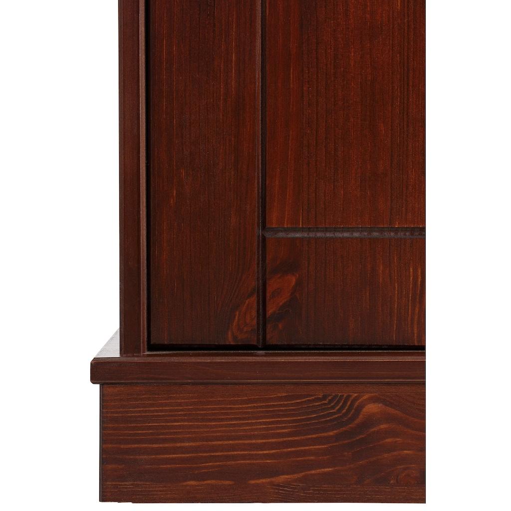 Home affaire Vitrine »Indra«, Höhe 145 cm