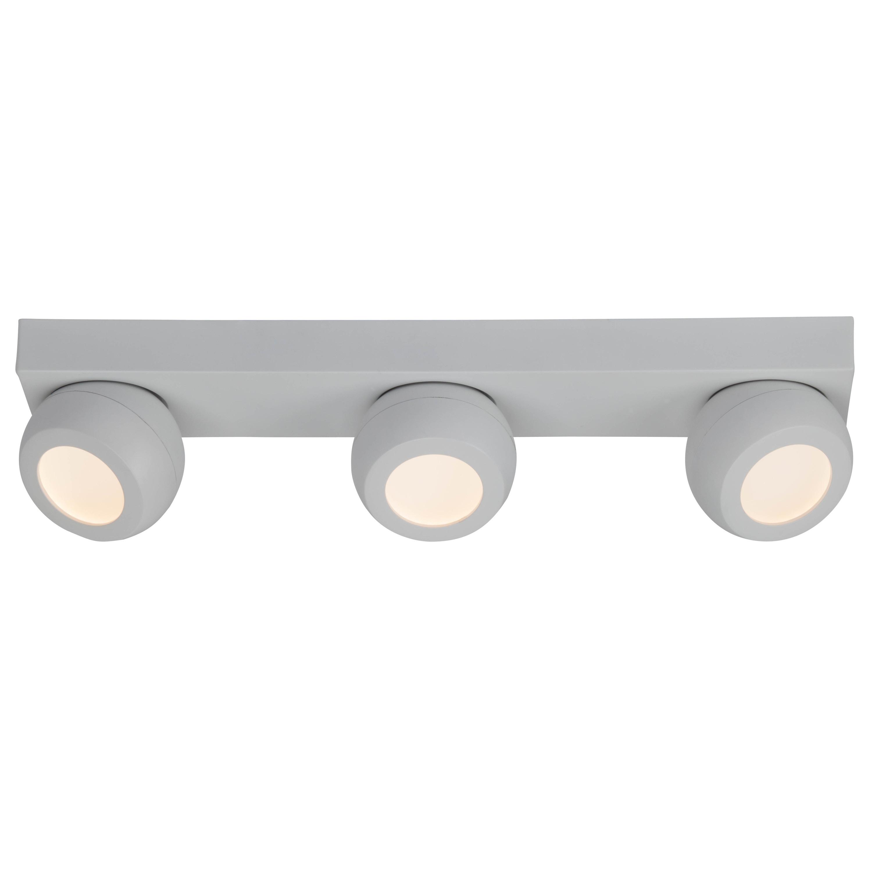 AEG Balleo LED Spotrohr 3flg weiß easyDim