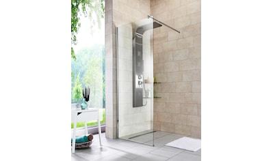 welltime Duschwand »Duschabtrennung«, Duschabtrennung in 4 verschiedenen Breiten... kaufen