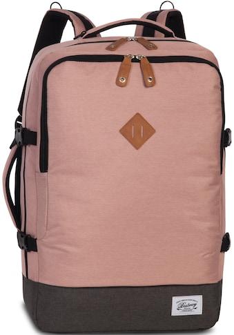 BESTWAY Laptoprucksack »Bestway Cabin Pro, rosa« kaufen