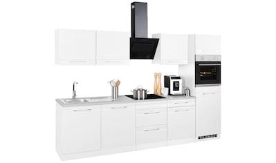HELD MÖBEL Küchenzeile »Mito«, ohne E-Geräte, Breite 300 cm kaufen