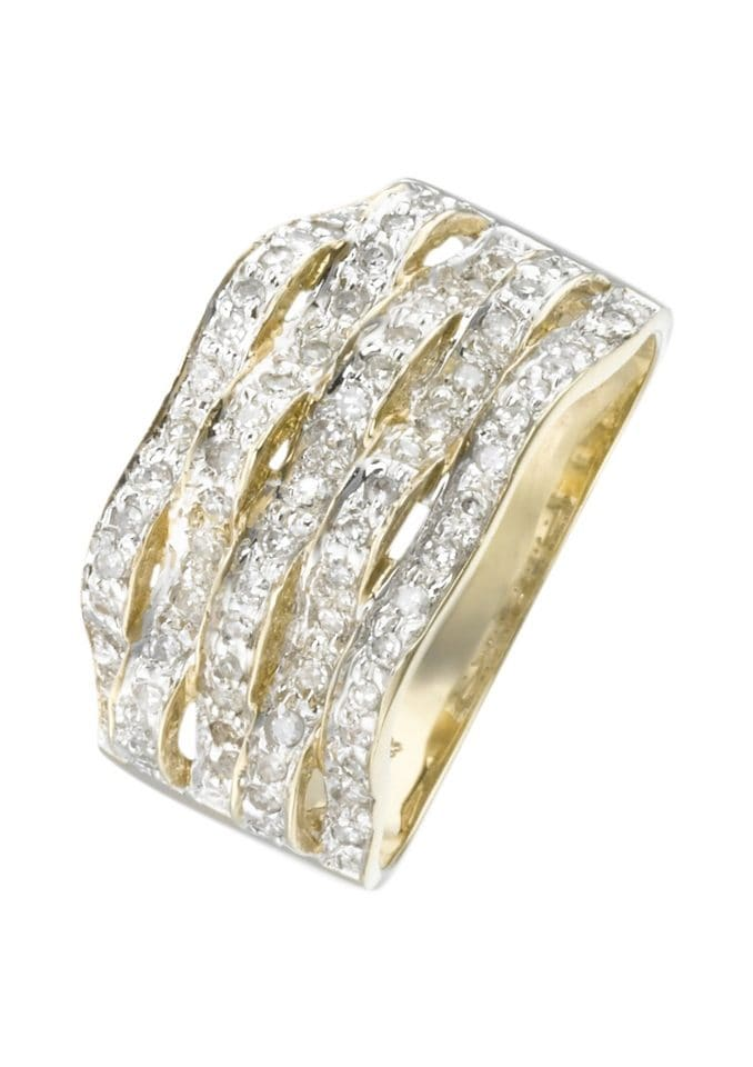 Vivance Jewels Ring mit Diamanten Preisvergleich