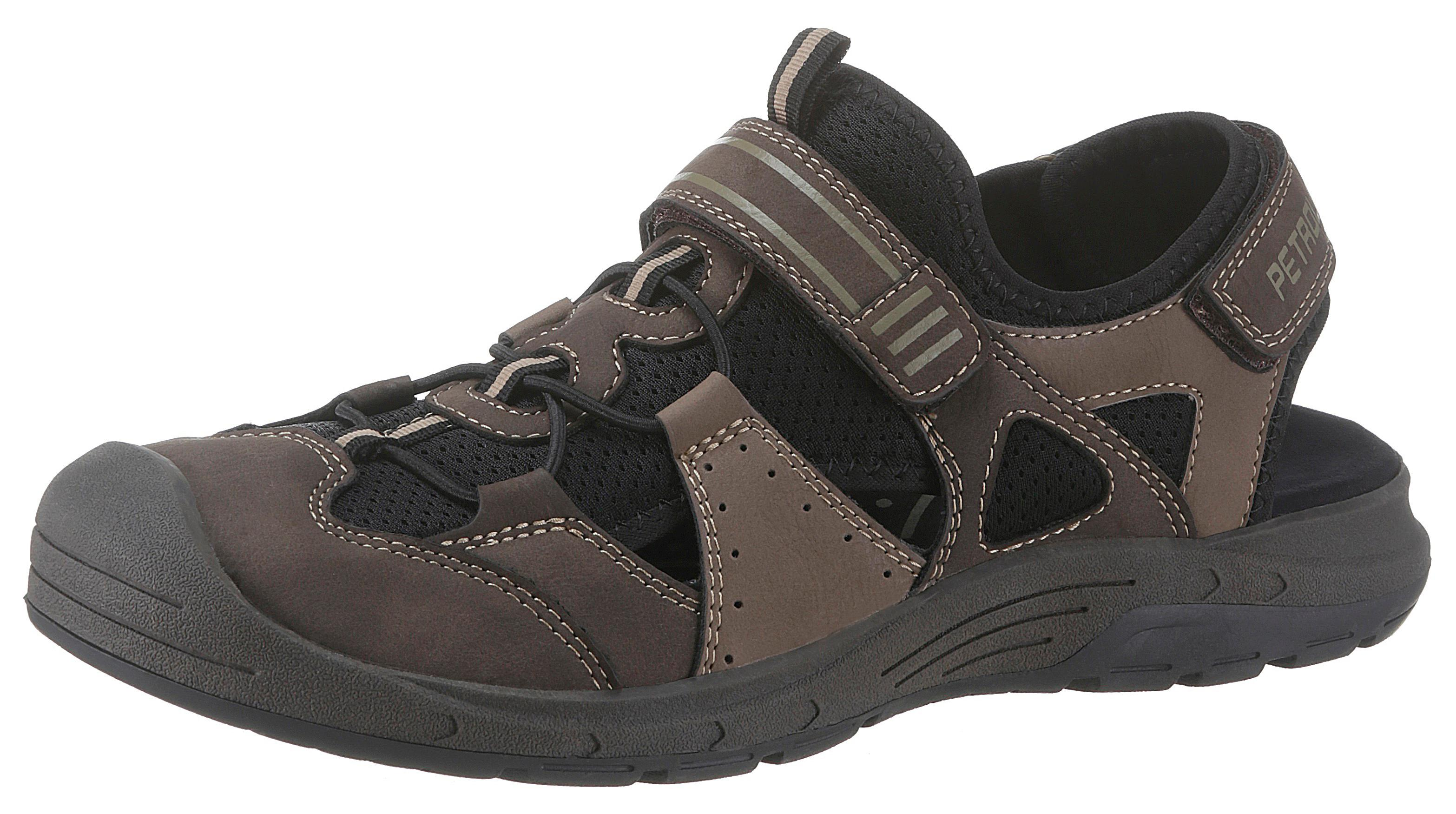 PETROLIO Sandale   Schuhe > Sandalen & Zehentrenner > Sandalen   Petrolio