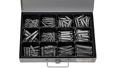 RAMSES Sortimentskasten , mit Zug -  und Druckfedern, 176 Teile kaufen