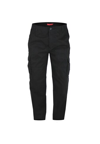 Duke Clothing Cargohose »Herren Cargo-Hose Robert-D555 gepeacht« kaufen