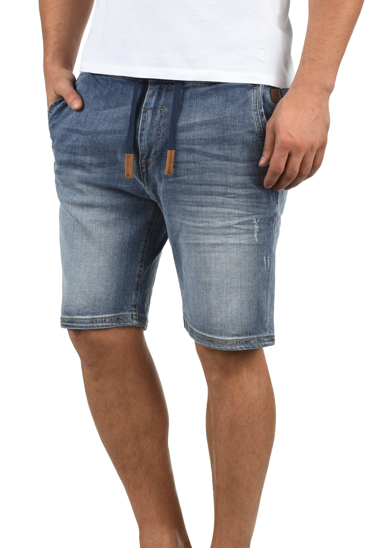 Blend Jeansshorts Bartels | Bekleidung > Shorts & Bermudas > Jeans Shorts | Blau | Samt - Leder | Blend