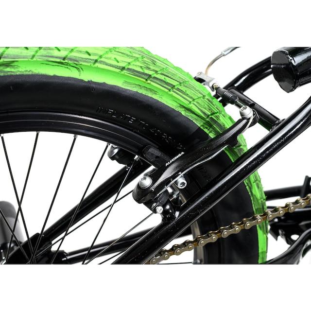 KS Cycling BMX-Rad »Fatt«, 1 Gang