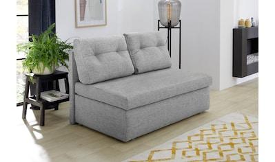 Jockenhöfer Gruppe Schlafsofa, Platzsparendes Sofa mit Gästebettfunktion und Stauraum kaufen