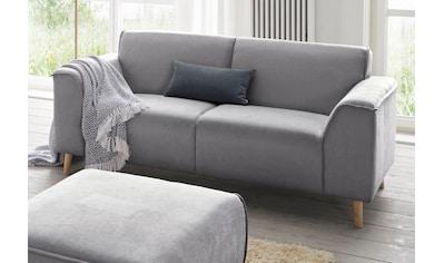 andas 2-Sitzer »Janek«, mit Federkern und Keder in scandinavischem Design kaufen