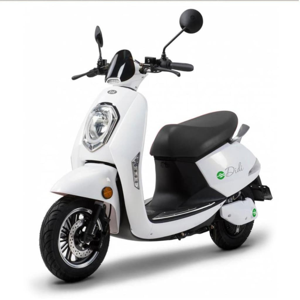 Didi THURAU Edition E-Motorroller »Roma«, 1,1 PS