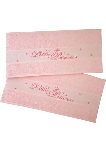 """Handtücher """"Little Princess"""", Dyckhoff kaufen"""