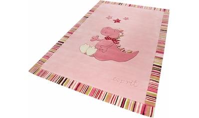 Esprit Kinderteppich »Sweet Dragon«, rechteckig, 10 mm Höhe kaufen