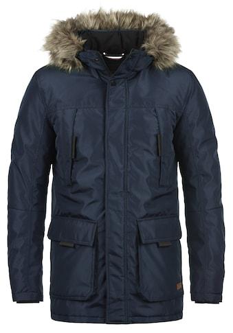 PRODUKT Langjacke »Parkin«, warme Jacke mit abnehmbarem Kunstfellkragen kaufen