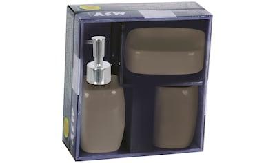 MSV Set: Badaccessoires - Sets 3 - tlg. kaufen