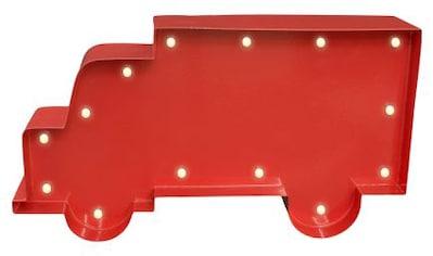 MARQUEE LIGHTS LED Dekolicht »LKW Transporter«, 1 St., Warmweiß, Wandlampe, Tischlampe... kaufen