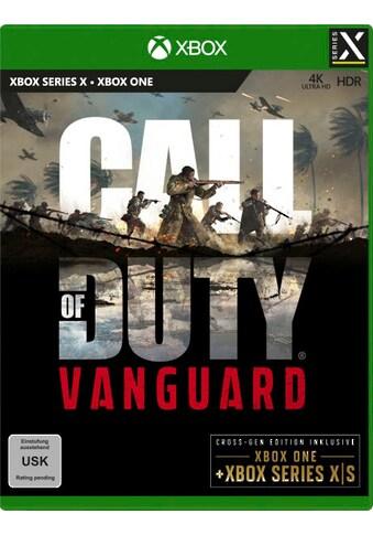 Activision Spiel »Call of Duty: Vanguard«, Xbox Series X kaufen