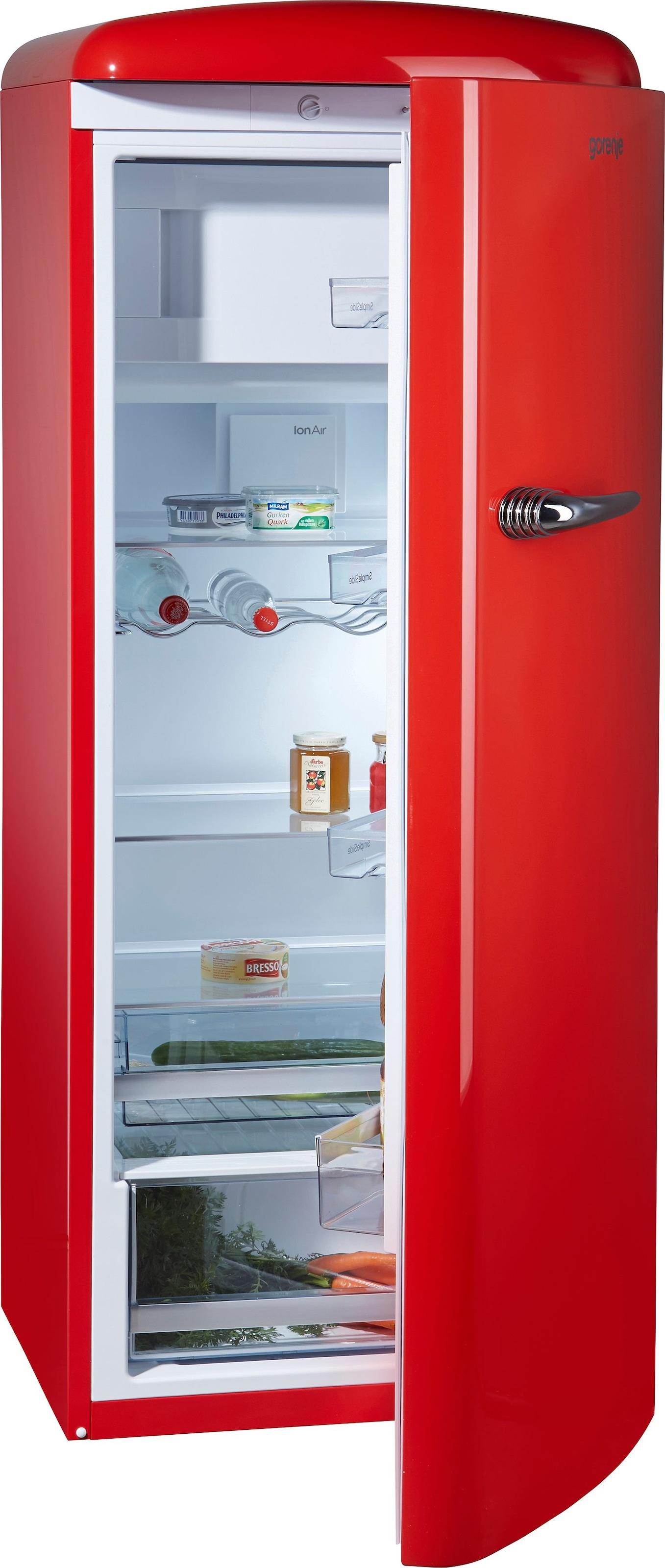 Gorenje Kühlschrank Tür Schliesst Nicht : Gorenje kühlschrank orb rd a cm hoch baur
