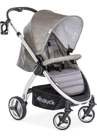 Hauck Kinder-Buggy »Lift Up 4, Charcoal«, mit schwenk- und feststellbaren Vorderrädern kaufen