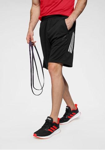 adidas Performance Funktionsshorts »3 STRIPES KNIT SHORTS« kaufen