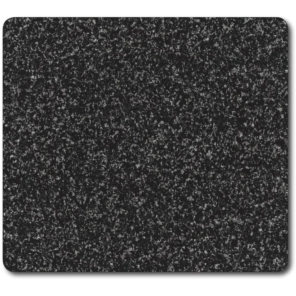 """KESPER for kitchen & home Schneide- und Abdeckplatte """"Granit"""", ESG-Sicherheitsglas, (1-tlg.)"""
