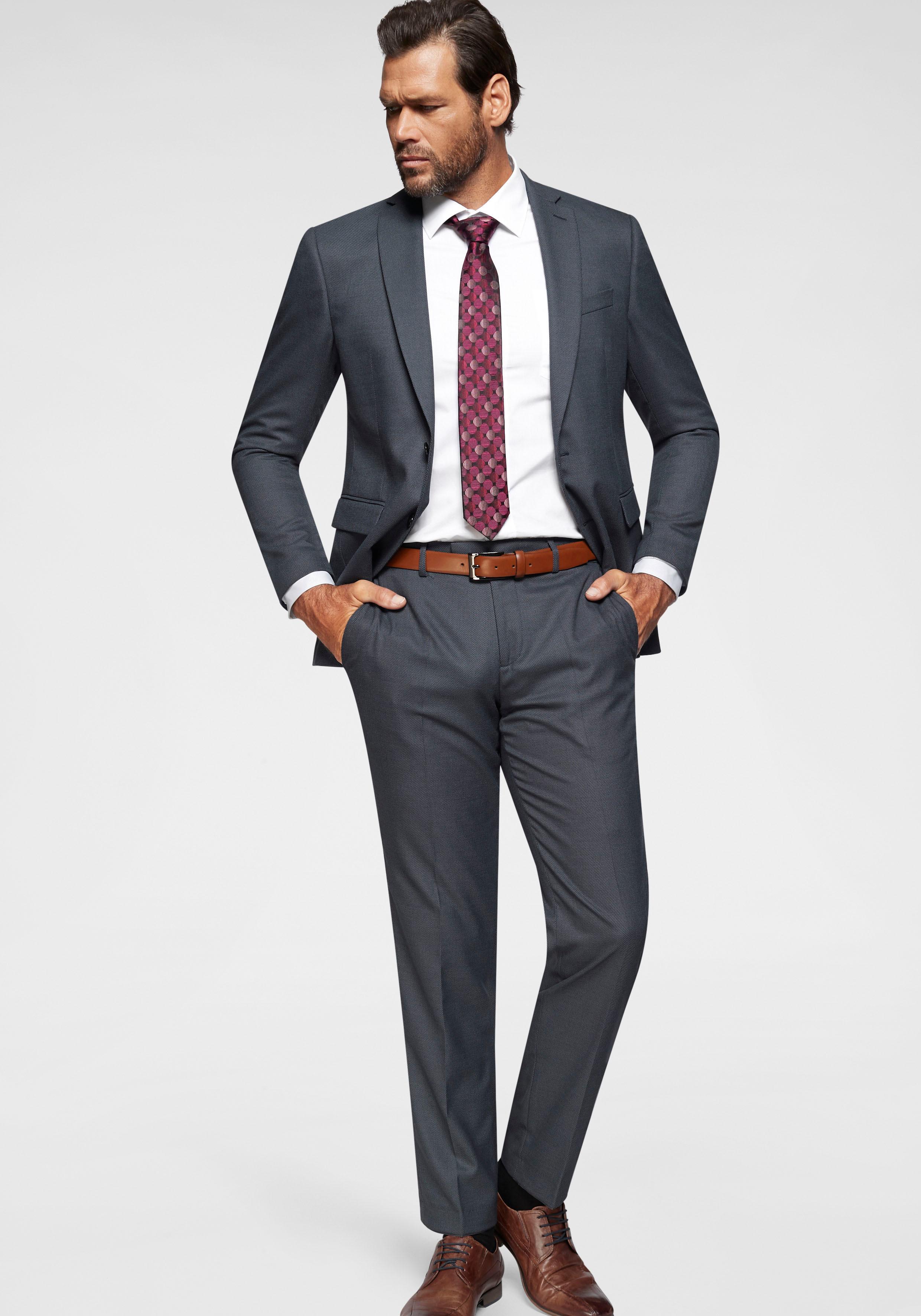 Man´s World Anzug | Bekleidung > Anzüge & Smokings | Grau | Man´s World