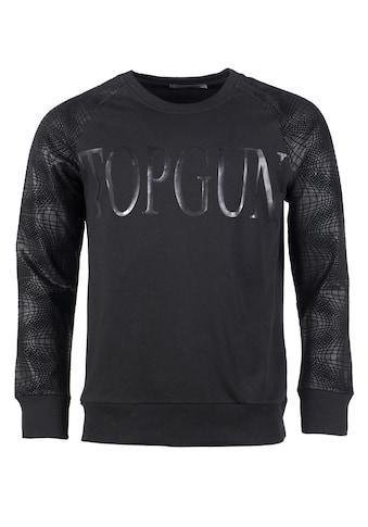 TOP GUN Sweatshirt »Black Swarn« kaufen