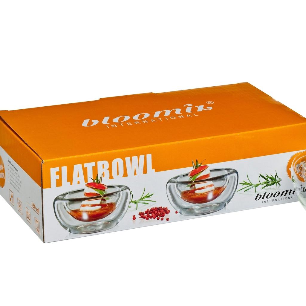 Bloomix Thermoschüssel »Flatbowl Medium«, für Speisen